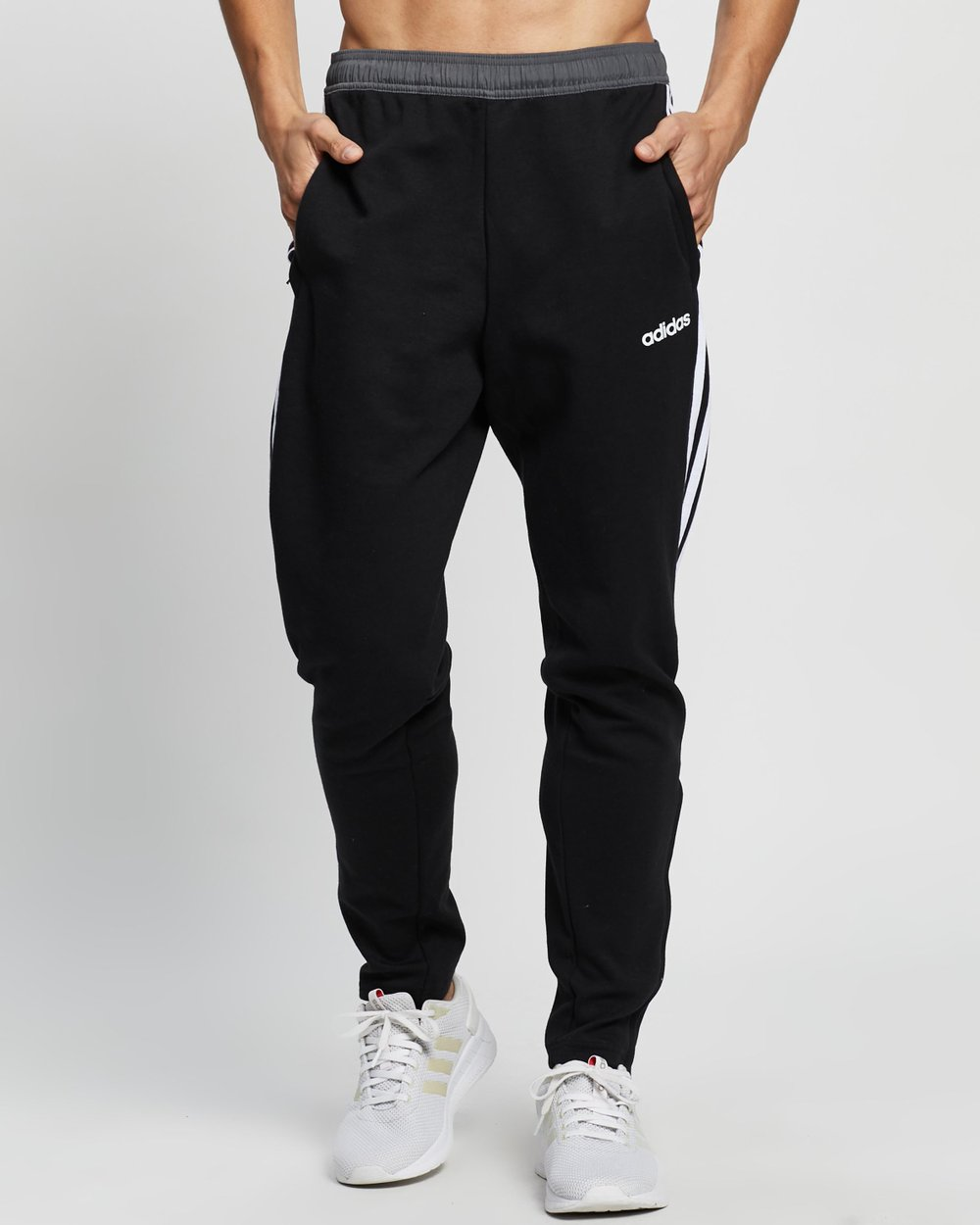 Ceniza erupción girasol  New Authentic Lifestyle Sereno Track Pants by adidas Performance Online |  THE ICONIC | Australia