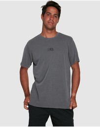 RVCA - Rvca Shadow Short Sleeve Tee