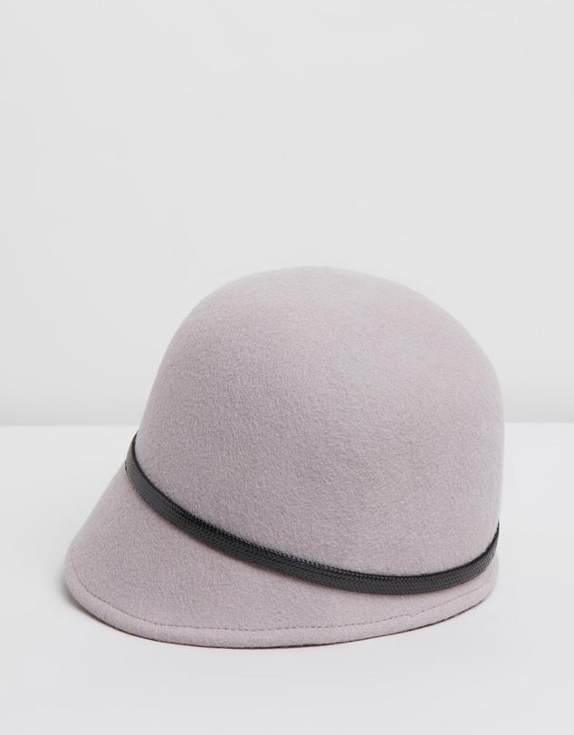 Women Felt Fashion Bucket Hat
