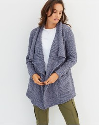 Volcom - Locked In Wrap Cardigan