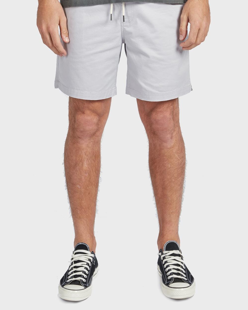 Academy Brand Volley Short Shorts Grey