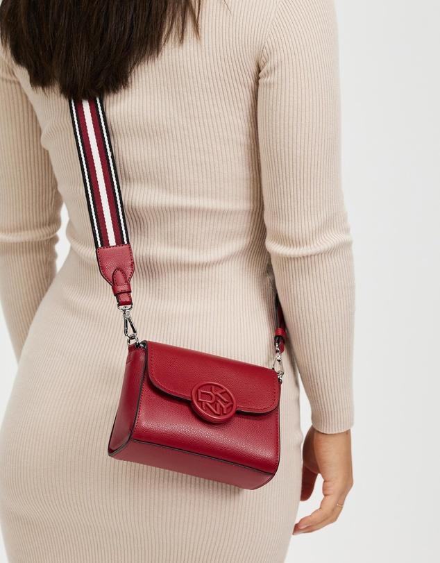 Women Leina Flap Cross-Body Bag