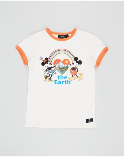 Rock Your Kid - ICONIC EXCLUSIVE - The Earth Ringer Tee - Kids-Teen
