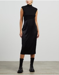 Theory - Seamed Dress