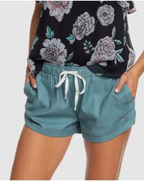 Roxy - Womens Impossible Love Beach Shorts