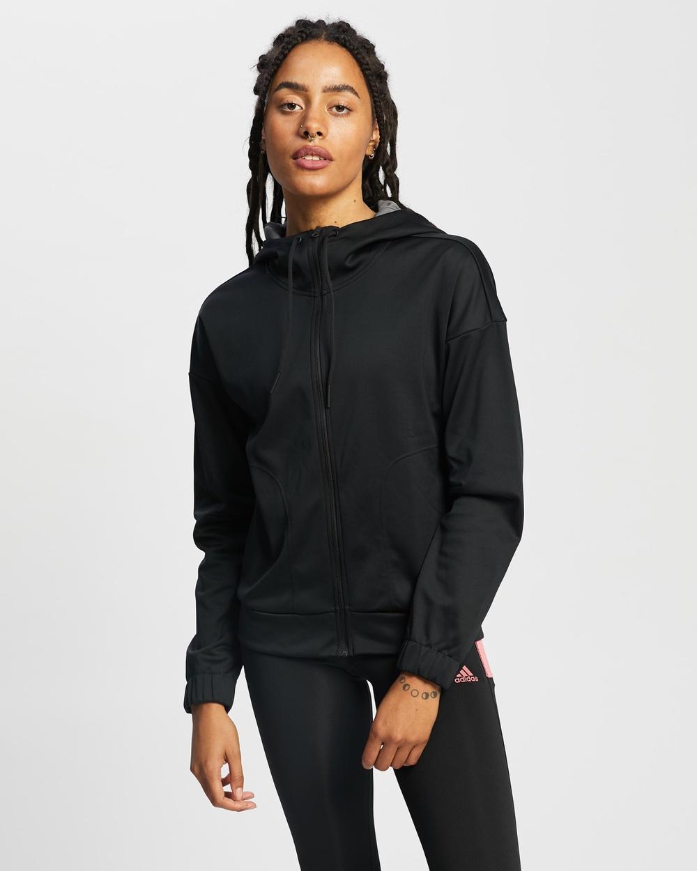 adidas Performance Sportswear Most Versatile Player Sweatshirt Coats & Jackets Black