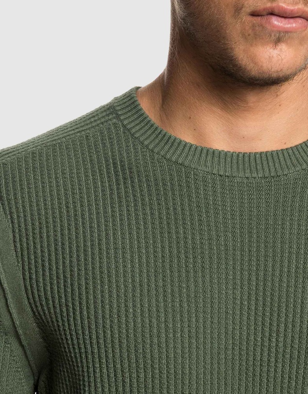 Quiksilver - Mens Proven Pioneers Knit Jumper