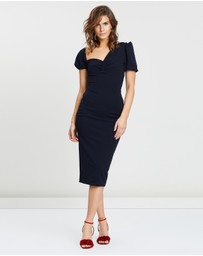 Pasduchas - Illustrious Midi Dress