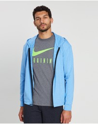 Nike - Dri-FIT Full Zip Yoga Training Hoodie