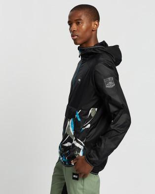 Picture Wailer Windbreaker - Coats & Jackets (Black)