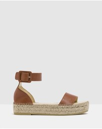 Ritmo Barcelona - Tan Marta Sandals