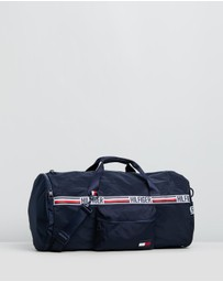 Tommy Hilfiger - Sports Tape Convertible Duffle Bag
