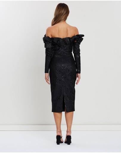 Eliya The Label Geneva Dress Black