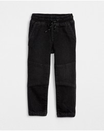 babyGap - Pull-On Moto Joggers - Kids
