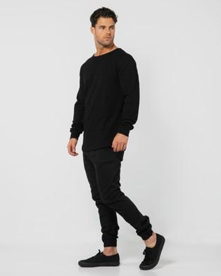 ONEBYONE Edward Chino Pants - Cargo Pants (Black)