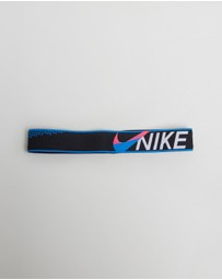 Nike - Elastic Cross-Stitch Headband - Unisex