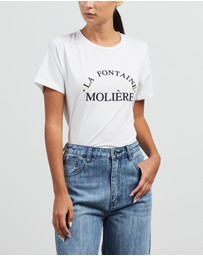 Elka Collective - La Fontaine Moliere Tee