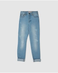 Gelati Jeans - Hudson Girlfriend Jeans