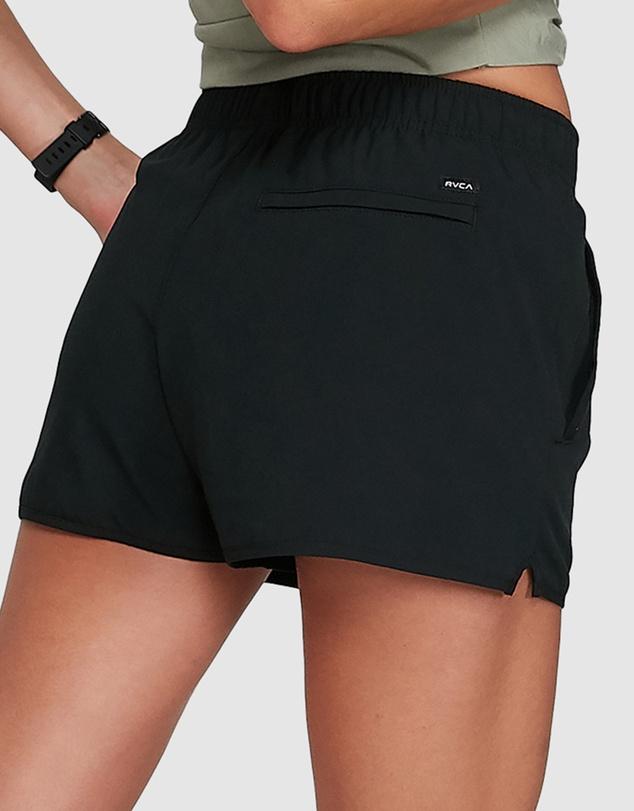 Women Womens Yogger Stretch Shorts