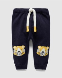 Purebaby - Tiger Patch Leggings - Babies