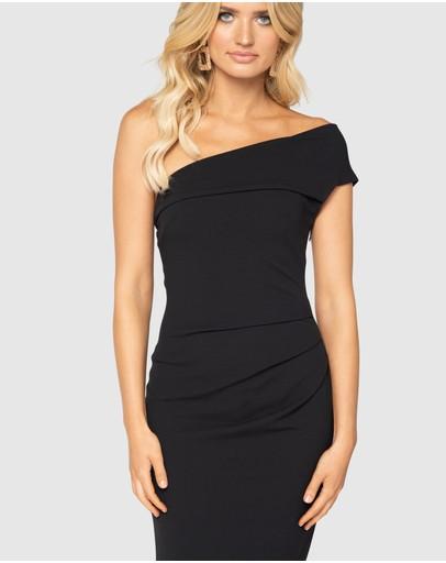 Pilgrim Tribeca Dress Black