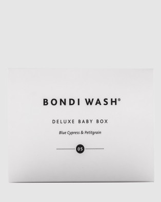Bondi Wash Deluxe Baby Box - Beauty (Natural)