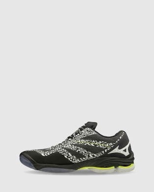 Mizuno Mizuno Wave Lightning Z6   Men's - Training (Black)