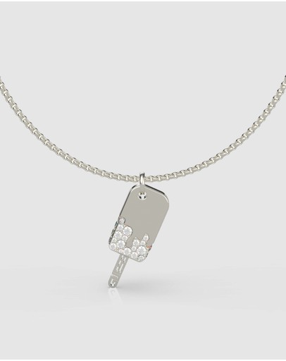 Guess Ice Pop Silver