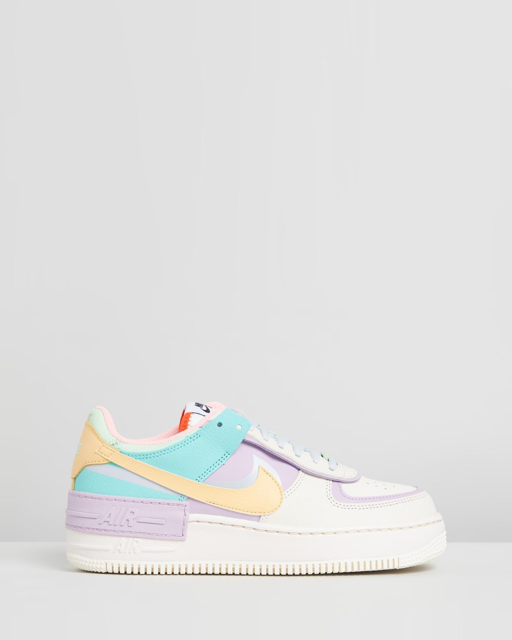 Air Force 1 Shadow Women S By Nike Online The Iconic Australia Nike air force 1 shadow pastello tg. air force 1 shadow women s