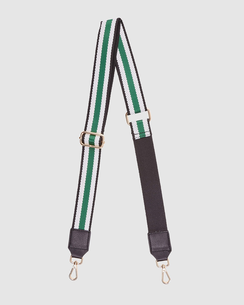 Louenhide Gilly Guitar Strap Bags Black Green