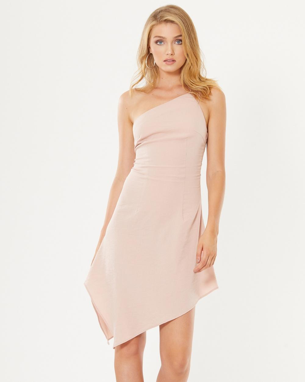 Tussah Eden Dress Dresses Light Lilac Eden Dress