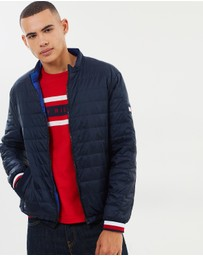 Tommy Hilfiger - Reversible Nylon Down Jacket