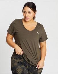 Running Bare - On Your Marks V Running Tee