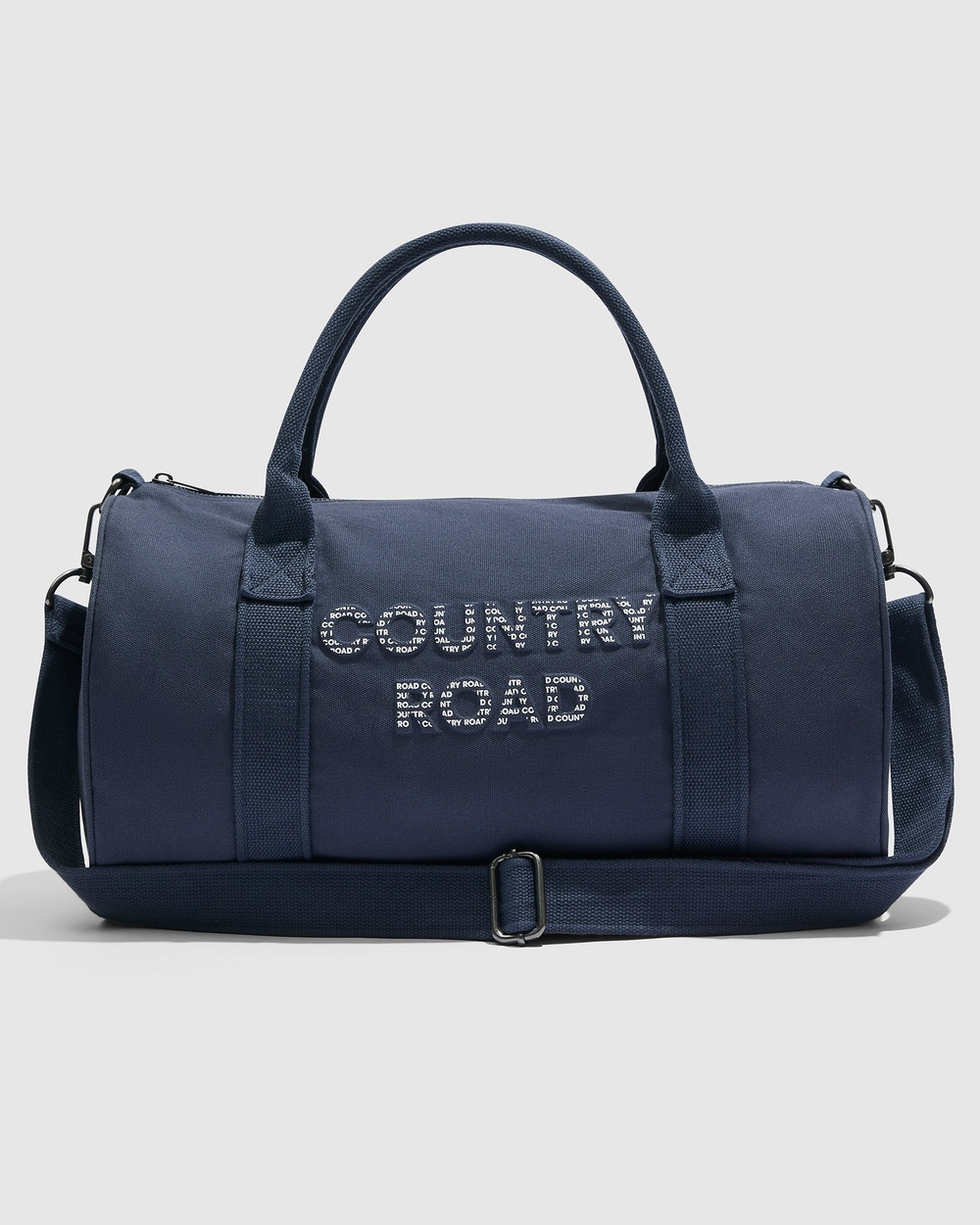 Country Road Logo Overnight Bag Bags navy