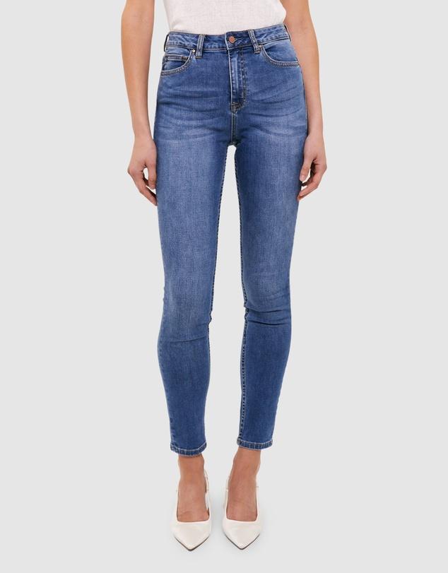 Women Anna High-Rise Jeans