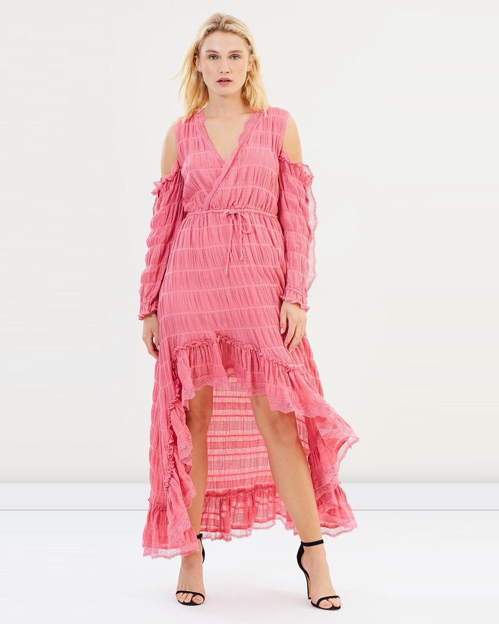 Steele Amina Dress Printed Dresses Rouge Amina Dress