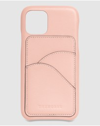 The Horse - The Scalloped iPhone Cover - iPhone 11 Pro