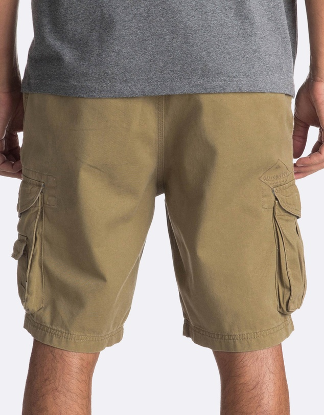 Quiksilver - Mens Crucial Battle Cargo Walk Short