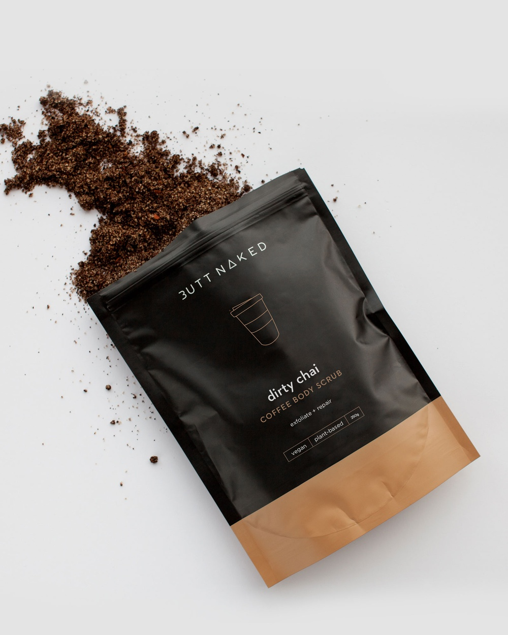 Dirty Chai Coffee Body Scrub - Beauty