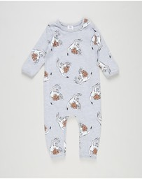 Walnut Melbourne - May Gibbs Scout Onesie - Babies