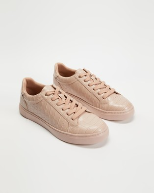 ALDO - Gweraclya Lace Up Sneakers - Sneakers (690 - Other Pink) Gweraclya Lace Up Sneakers