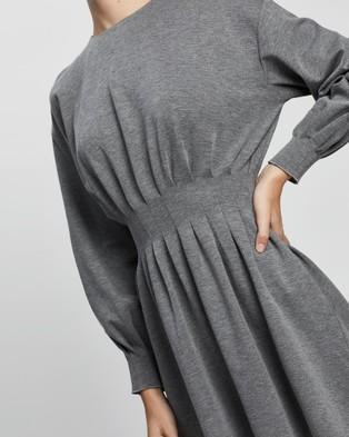 Grace Willow Deidre Dress - Dresses (Grey)