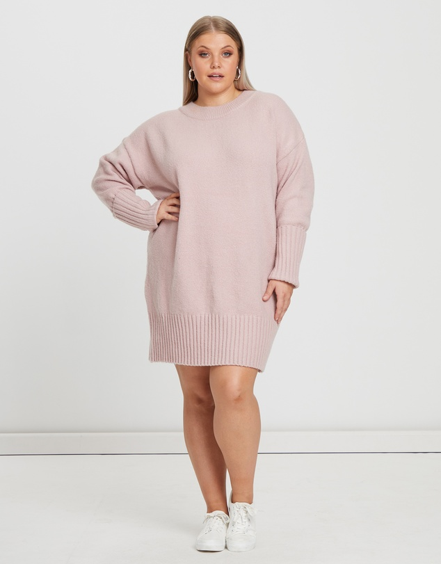 Calli Curve - Arlo Jumper Dress