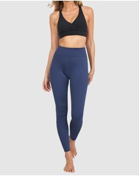 Dharma Bums - Wonder Luxe Plain Leggings Full Length