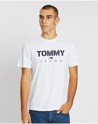 Tommy Jeans - Tommy Textured Tee
