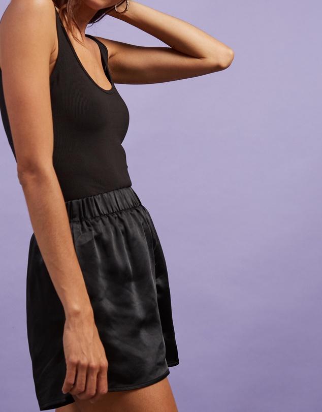 Women Honeymoon Silky Shorts