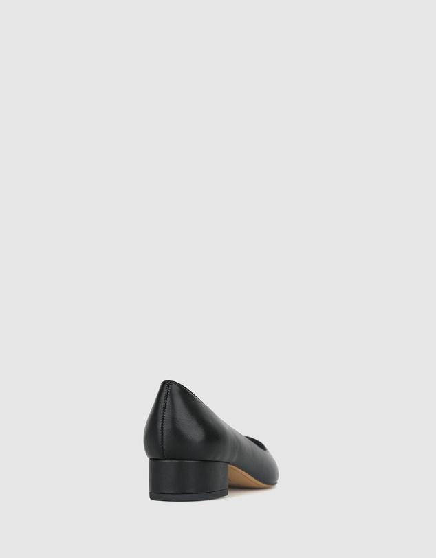 Women Impulse 2 Pointed Toe Block Heel Pumps