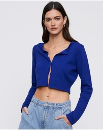 Lioness - Cher Cropped Cardi