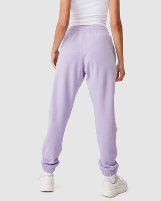 Cotton On Body Active Lifestyle Gym Track Pants - Sweatpants (Chalky Lavender)
