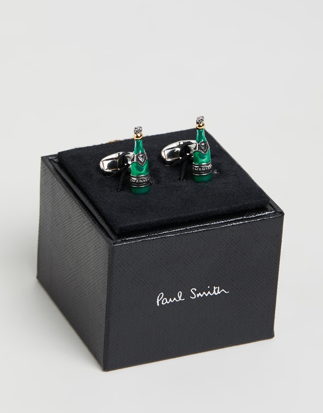 Paul Smith - Champage Cufflinks